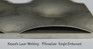pillow plate