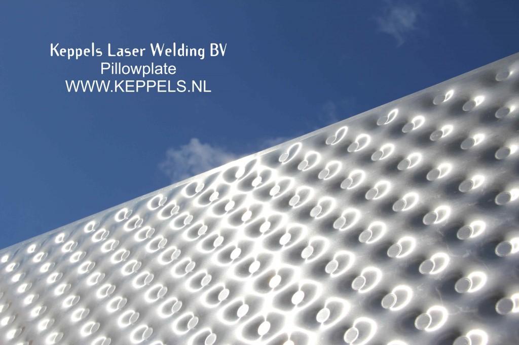 Pillowplate Laser Gelast Van Ontwerp Tot Produkt