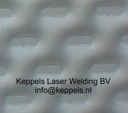 Falling Film water koeler patroon
